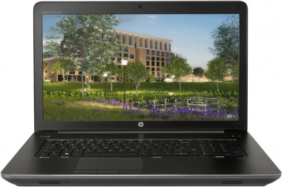 Ноутбук HP ZBook 17 G4 17.3 1920x1080 Intel Xeon-E3-1535M v6 512 Gb 32Gb nVidia Quadro P3000 6144 Мб черный Windows 10 Professional 1RR14EA ноутбук hp zbook 17 g4 17 3 1920x1080 intel xeon e3 1535m v6 y6k38ea