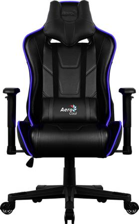 Кресло компьютерное игровое Aerocool AC220 RGB-B черный перфорация RGB подсветка 4713105968286 13cm action figure toys artist movable male female joint figure body model mannequin bjd art sketch draw figures kawaii figurine