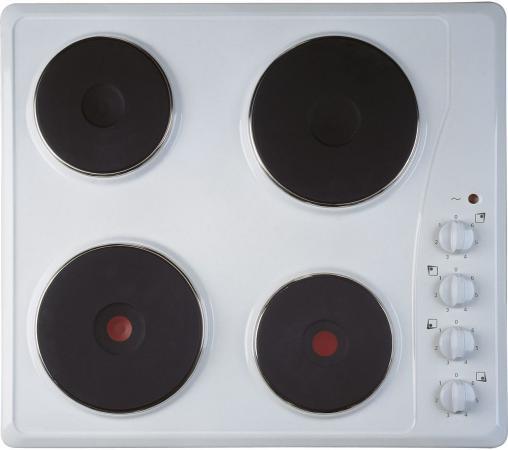 Варочная панель электрическая Indesit TI 60 W белый цена 2017