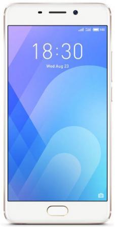 Смартфон Meizu M6 Note золотистый 5.5 16 Гб LTE Wi-Fi GPS M721H_16GB_GOLD