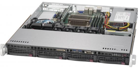 лучшая цена Серверная платформа SuperMicro SYS-5019P-M