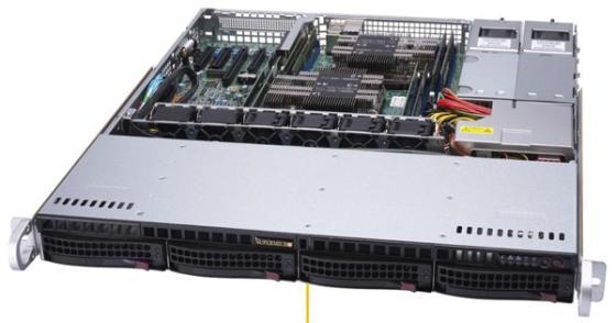 Сервер Supermicro SYS-6019P-MTR все цены