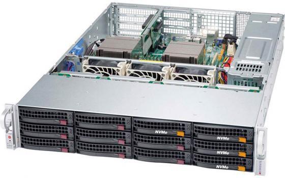 Серверная платформа SuperMicro SYS-6029P-WTRT рудницкий л диабет карманный справочник