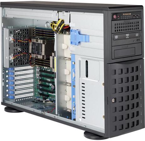 Серверная платформа SuperMicro SYS-7049P-TRT тент tramp trt 104 04 green 3x3m