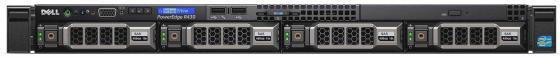 Сервер Dell PowerEdge R430 210-ADLO-237 сервер dell poweredge r430 210 adlo 83