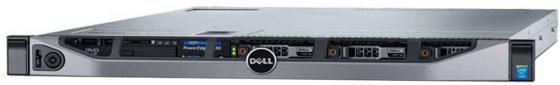Сервер Dell PowerEdge R630 210-ACXS-242 сервер dell poweredge r630 210 acxs 234
