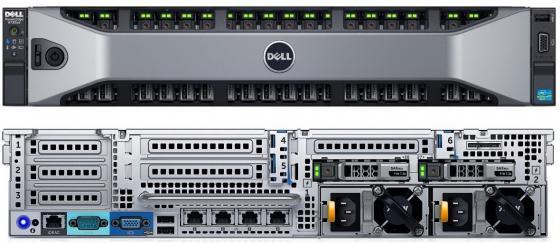 Сервер Dell PowerEdge R730 210-ACXU-268 сервер dell poweredge t630 210 acwj 013 210 acwj 013