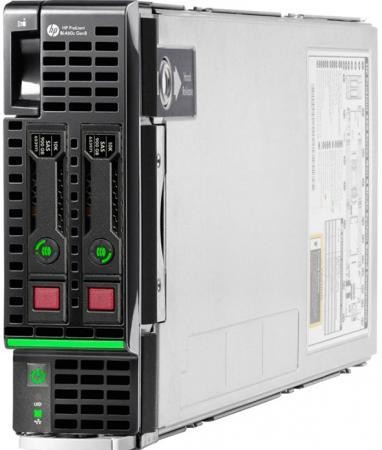 Сервер HP ProLiant BL460c 863446-B21 hp 781518 b21
