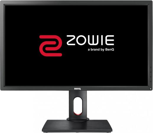 Монитор 27 BENQ Zowie RL2755T cерый TN 1920x1080 300 cd/m^2 1 ms DVI HDMI VGA Аудио 9H.LGSLB.QBE монитор 27 benq ew2775zh черный a mva 1920x1080 300 cd m^2 4 ms g t g hdmi vga аудио
