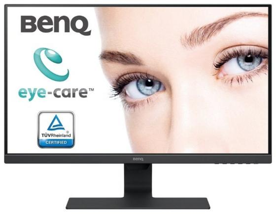 Монитор 27 BENQ BL2780 черный IPS 1920x1080 250 cd/m^2 5 ms HDMI DisplayPort VGA Аудио монитор 27 aoc i2769vm серебристый черный ips 1920x1080 250 cd m^2 5 ms vga hdmi displayport аудио