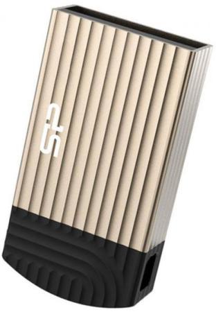 Фото - Флешка USB 8Gb Silicon Power Touch T20 SP008GBUF2T20V1C черный флешка 8gb silicon power sp008gbuf3x31v1k usb 3 0 microusb черный