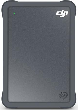 Внешний жесткий диск 2.5 USB-C 2Tb Seagate DJI dron серый STGH2000400 внешний аккумулятор samsung eb pn930csrgru 10200mah серый