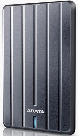 Внешний жесткий диск 2.5 USB3.0 1Tb Adata HC660 AHC660-1TU3-CGY серый топор truper hc 1 1 4f 14951
