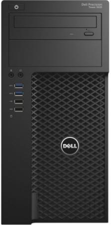 Системный блок DELL Precision 3620 i5-6500 3.2GHz 8Gb 256Gb SSD P400-2Gb DVD-RW Win10Pro черный 3620-2646 энциклопедия таэквон до 5 dvd