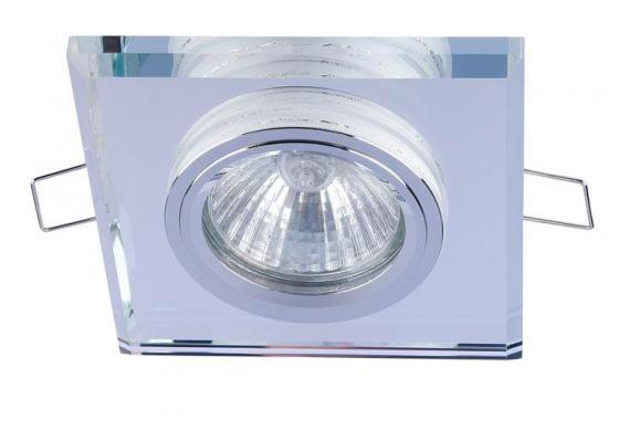 Встраиваемый светильник Maytoni Metal DL288-2-3W-W встраиваемый светильник maytoni metal dl292 2 3w w