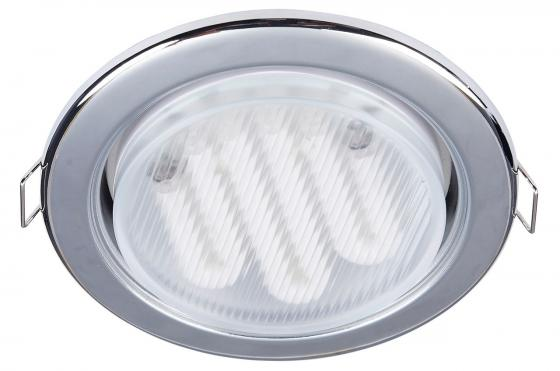 Встраиваемый светильник Maytoni Metal DL293-01-CH встраиваемый светильник maytoni dl293 01 g