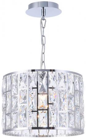 Подвесной светильник Maytoni Gelid MOD184-PL-01-CH накладной светильник maytoni gelid mod184 wl 02 ch