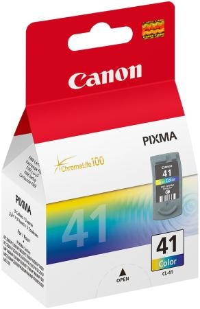 Картридж Canon CL-41 для Pixma MP450 150 170 iP1600 цветной картридж canon cl 51 0618b001 для canon mp450 150 170 ip6220d 6210d 2200 цветной