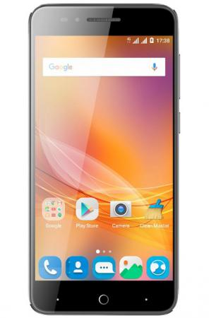 Смартфон ZTE Blade A610 серый 5 16 Гб LTE Wi-Fi GPS 3G смартфон alcatel idol 5 6058d черный 5 2 16 гб lte gps wi fi 3g 6058d 2aalru7