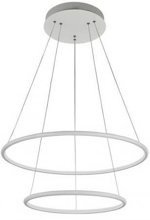 Подвесной светодиодный светильник Maytoni Nola MOD807-PL-02-60-W