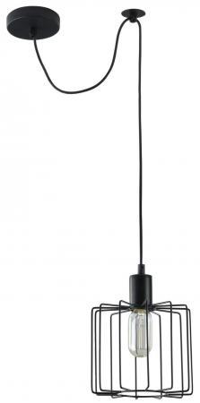 Подвесной светильник Maytoni Monza T442-PL-01-B подвесной светильник maytoni grille t018 03 b