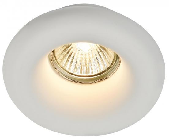 Встраиваемый светильник Maytoni Gyps DL006-1-01-W цена