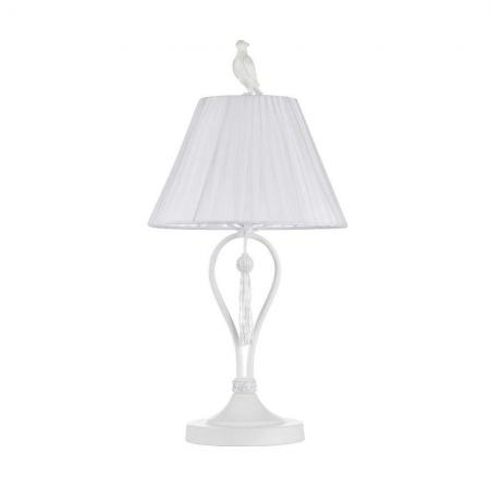 Настольная лампа Maytoni Cella ARM031-11-W настольная лампа декоративная maytoni luciano arm587 11 r