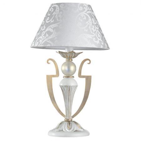 Настольная лампа Maytoni Monile ARM004-11-W настольная лампа декоративная maytoni luciano arm587 11 r