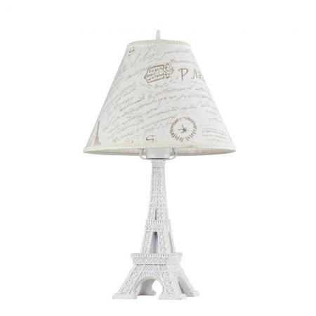 Настольная лампа Maytoni Paris ARM402-22-W настольная лампа maytoni декоративная cruise arm625 11 r