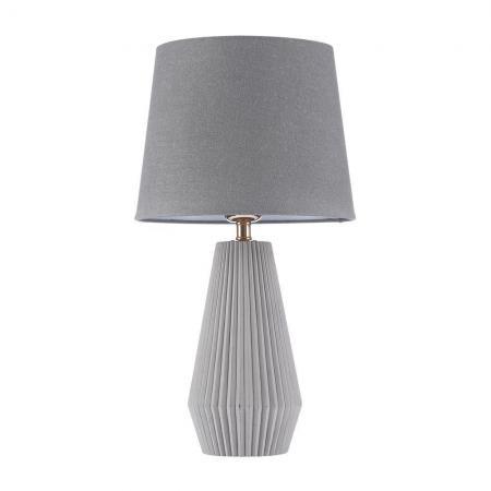 Настольная лампа Maytoni Calvin Table Z181-TL-01-GR maytoni настольная лампа maytoni calvin z181 tl 01 b