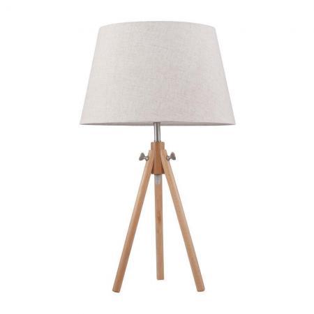 Настольная лампа Maytoni Calvin Z177-TL-01-BR настольная лампа декоративная maytoni luciano arm587 11 r