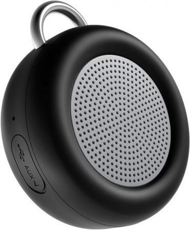 Портативная акустикаDeppa Speaker Active Solo черный 42000 биг шк 07 орех темный