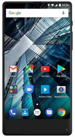 Смартфон ARCHOS Sense 55s черный 5.5 16 Гб LTE Wi-Fi GPS 3G 503568 смартфон alcatel u5 hd 5047d белый 5 8 гб lte wi fi gps 3g