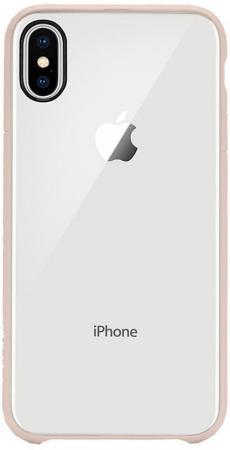 Накладка Incase Pop Case для iPhone X розовое золото INPH190382-RGD