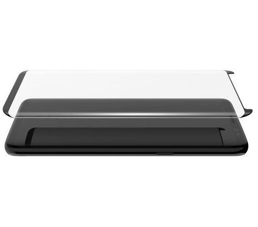цены Защитное стекло LAB.C Full Cover Diamond Glass для Samsung Galaxy S8+ LABC-358-BK