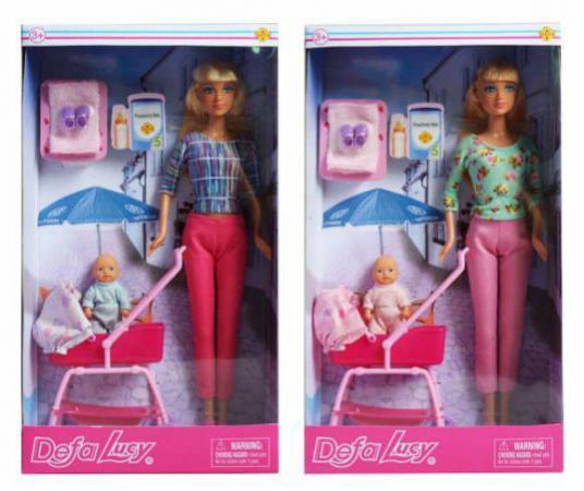 Кукла DEFA LUCY 8358 в ассортименте кукла defa lucy принцесса 8269