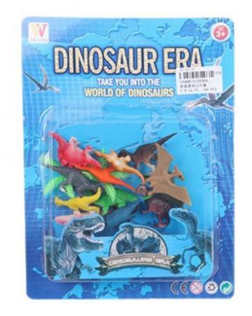 Набор фигурок Shantou Gepai Эра динозавров 2050A