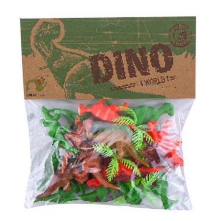 Набор фигурок Shantou Gepai Динозавры 200069616