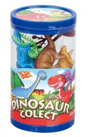 Набор фигурок Shantou Gepai Динозавры 200069633 набор фигурок shantou gepai дикие животные