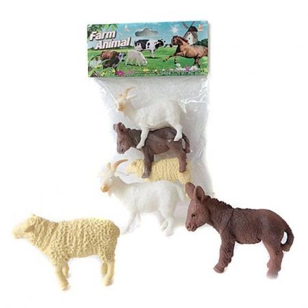 Набор фигурок Shantou Gepai Farm animal 8 см A003 animal farm