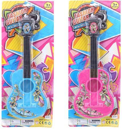 "Гитара Shantou Gepai ""Рок-н-ролл"" 22666-1 гитара shantou gepai 856 5"