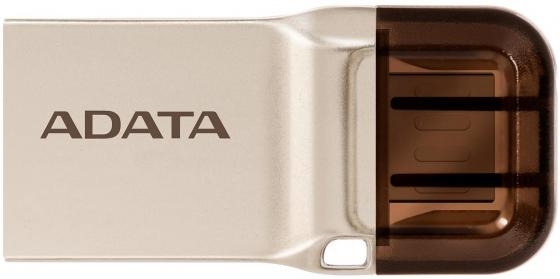 Флешка USB 32Gb A-Data UC360 AUC360-32G-RGD золотистый