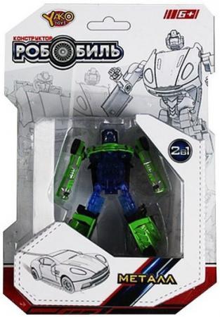 Робот-трансформер Shantou Gepai M6696 интерактивные игрушки yako робот y2055209