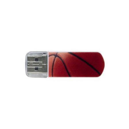 Флешка USB 16Gb Verbatim Mini Sport Edition 98679 USB2.0 баскетбол free shipping american health gnc triflex sport 120 caplets