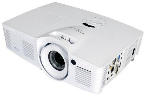 Проектор Optoma DU400 1920x1200 4000 люмен 15000:1 белый 95.72Y01GCLR