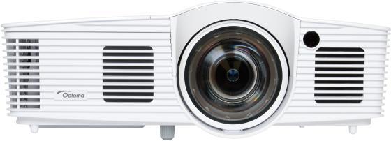 Проектор Optoma GT1070Xe 1920х1080 2800 люмен 23000:1 белый 95.82F01GC3E цена и фото