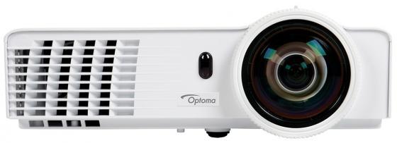 Проектор Optoma GT760 1280x800 3400 люмен 20000:1 белый 95.8TN01GC1E цена