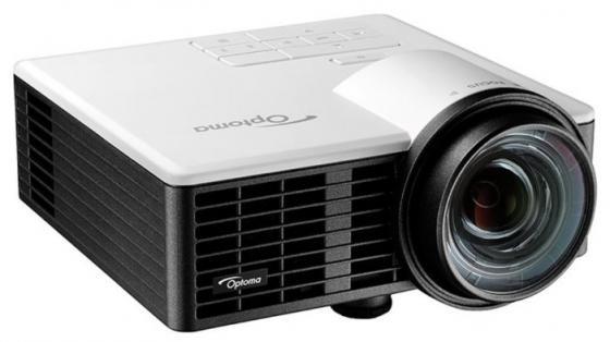 Проектор Optoma ML750ST 1280x800 800 люмен 20000:1 белый черный 95.71Z01GC0E optoma eh416 page 1