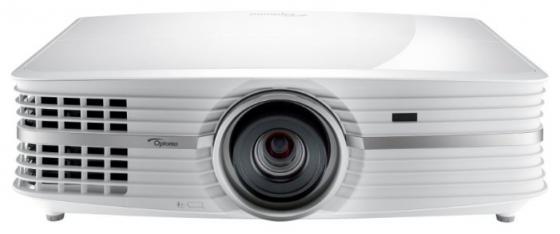 Проектор Optoma UHD550X 3840x2160 2800 люмен 500000:1 белый цена