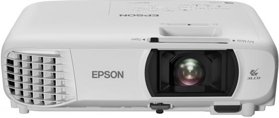 Проектор Epson EH-TW610 1920х1080 3000 люмен 10000:1 белый V11H849140 kslamps elplp56 v13h010l56 replacement lamp with housing for epson 60 62 epson eh dm3 projectors